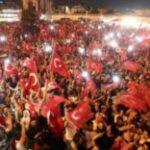 Türkiye Darbeye Dur Dedi